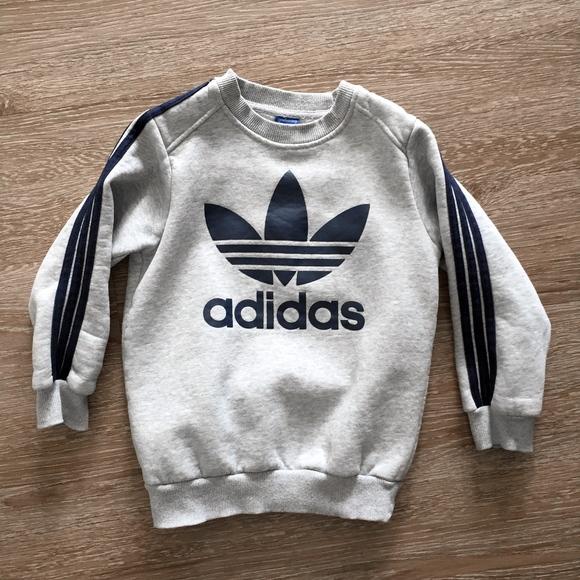 adidas old school pullover